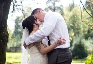 Melanie-Wedding-Kiss-the-Bride-300x205